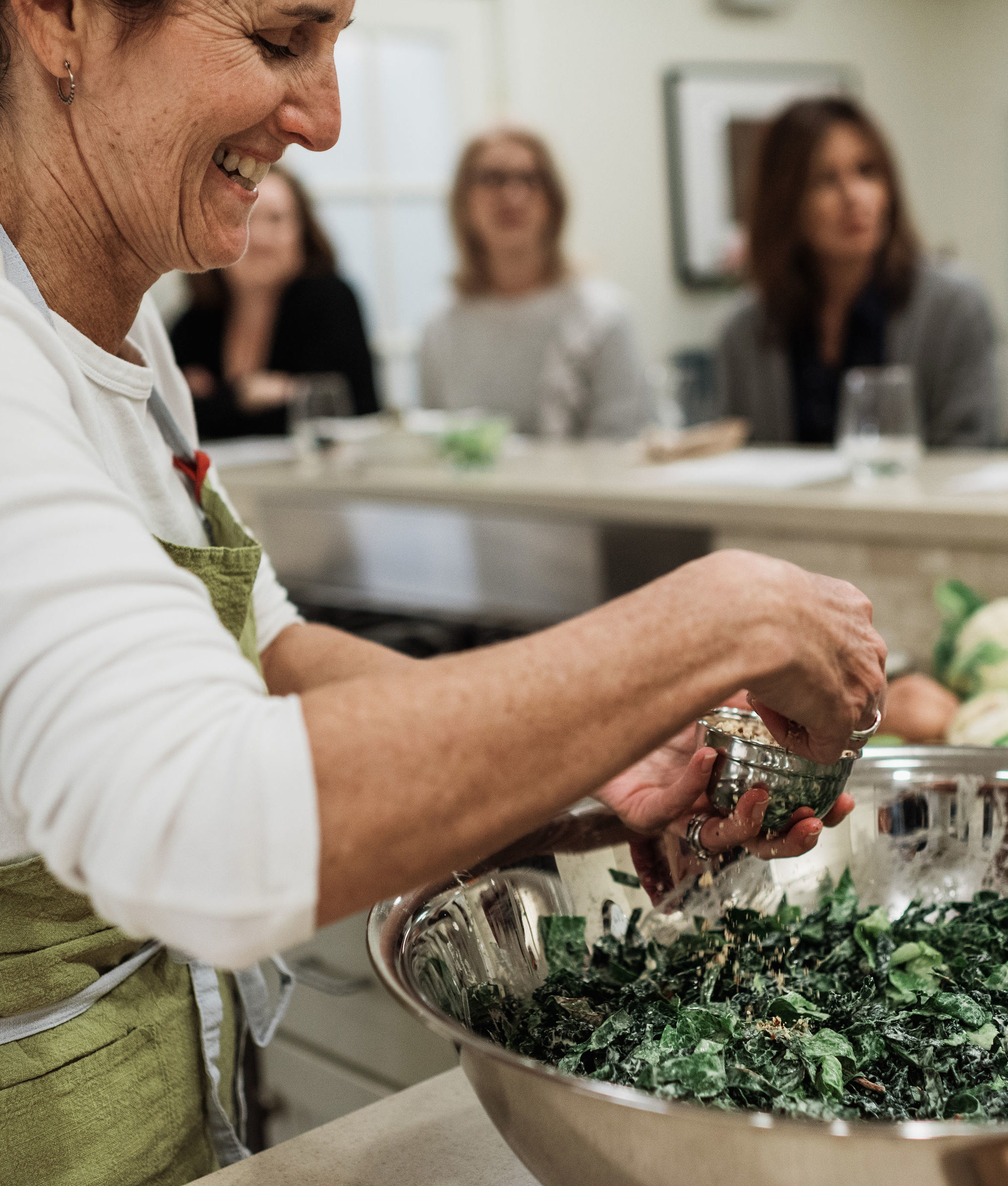 group online healthy cooking classes
